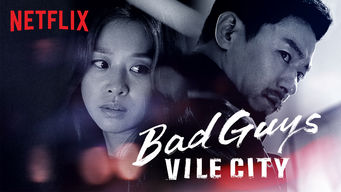 Bad Guys: Vile City: Season 1